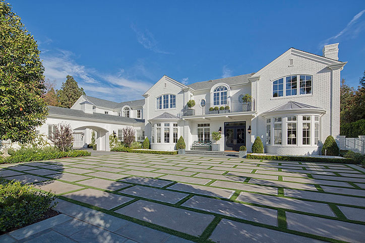 California traditional homes ken ungar architect for Southern california custom home builders